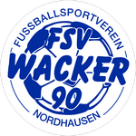 FSV Wacker 90 Nordhausen Badge