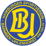 HSV Barmbek Uhlenhorst Badge