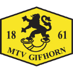 MTV Gifhorn 1861 Badge