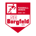 SC Borgfeld Badge