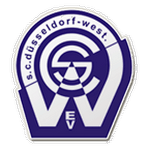 SC Düsseldorf West Badge