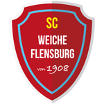 Card Stats for SC Weiche Flensburg 08