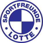 Sportfreunde Lotte Badge