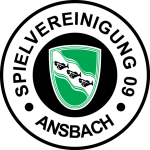 SpVgg Ansbach 09 Badge