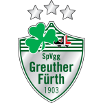 Card Stats for SpVgg Greuther Fürth II