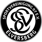 SV 07 Elversberg Badge