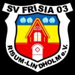 SV Frisia 03 Risum-Lindholm Badge