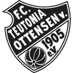 Teutonia 05 Ottensen Badge