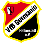 Germania Halberstadt 로고