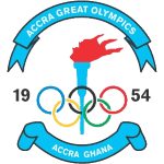 Accra Great Olympics Badge