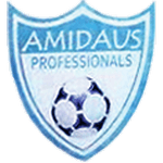 Amidaus Professionals FC Badge