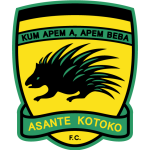 Card Stats for Asante Kotoko FC