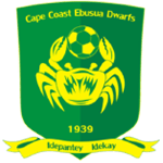 Cape Coast Ebusua Dwarfs Badge