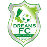 Dreams FC Badge