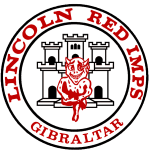 Lincoln Red Imps FC Badge