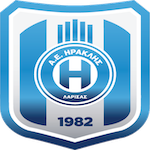 AE Iraklis Larissa Badge