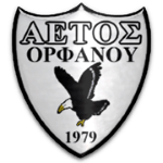 Aetos Orfani Badge
