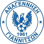 Card Stats for Anagennisi Giannitsa FC