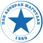 AO Asteras Magoulas FC Badge