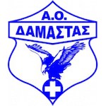 AO Damastas Badge