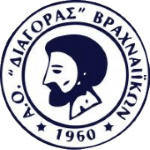 AO Diagoras Vrachneika Patras Badge