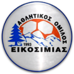 AO Eikosimia Badge