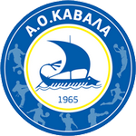 AO Kavala Badge