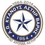 AO Kyanos Astir Varis - Gamma Ethniki Stats
