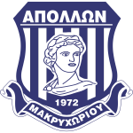Apollon Makrychori Badge