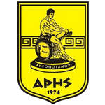 Aris Akropotamos Badge