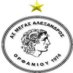 AS Megas Alexandros Orfaniou Badge
