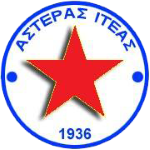 Asteras Itea Badge