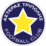 Asteras Tripolis FC Under 19 Badge
