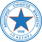 Asteras Vlachioti Badge