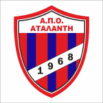 アタランティFC ロゴ