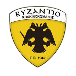 Byzantio FC Kokkinókhoma Badge
