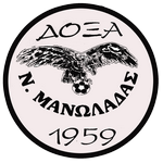 Doxa Neas Manoladas Badge