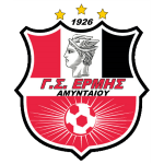 Ermis Amyntaio Badge