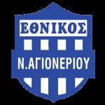 Ethnikos Neo Agioneri Badge
