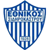 Ethnikos Sidirokastro Badge