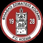 Kozani Badge