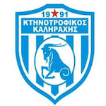 Ktinotrofikos Asteras Kalirachis Badge