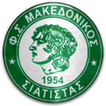 Corner Stats for Makedonikos Siatista FC