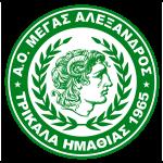 M. Alexandros Trikala Logo