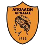 MO Apollon Arnaia Badge