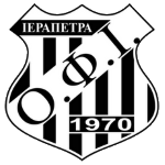 OF Ierapetra Logo