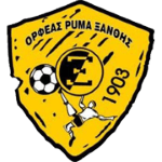 Orfeas Puma Xanthis logo