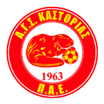 PAE AGS Kastoria Badge