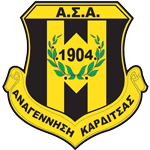 Corner Stats for PAE Anagennisi Karditsas 1904