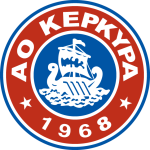 PAE AO Kerkyra Badge